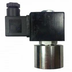 2/2 High Pressure Solenoid Valve