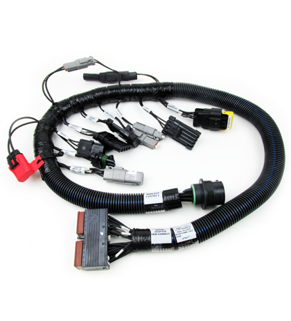 Super Wire Harness Two Wheeler Wire Harness Manufacturer From Greater Noida Wiring Database Wedabyuccorg