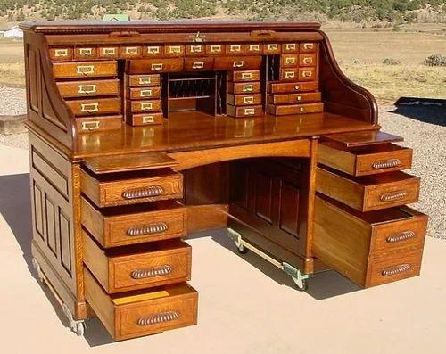 Antique Office Furniture - Antique Office Furniture, Office Furniture Kathwada, Ahmedabad