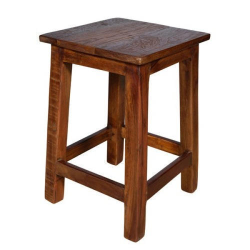 new product ddc36 29ca5 Teak Wooden Stool