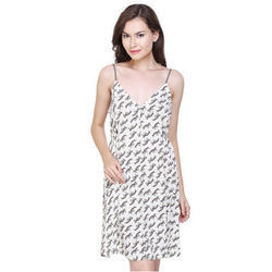 Cotton Printed Surplus Ladies Dress, Above 16 Age