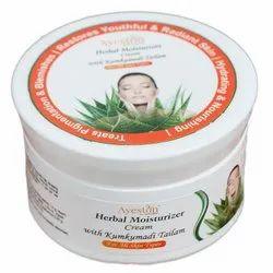 AYESTON Moisturizing Cream with kumkumadi, Jar, Packaging Size: 50gram