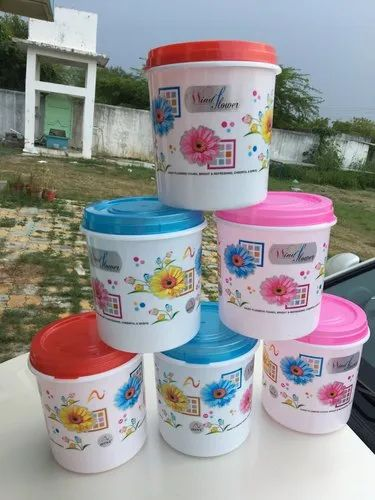 5 kg Airtight Containers, Packaging Type: Carton
