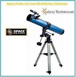 Space Probe 114 mm EQ Reflector Telescope