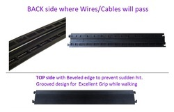 Floor Cable Covering Mat for LAN Cables