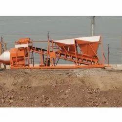 AH 20 Mobile Concrete Batching Plant