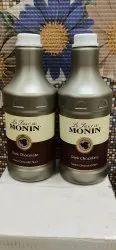 Piece Monin Dark Chocolate Sauce