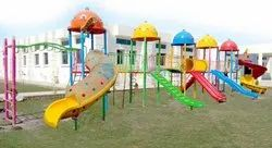 Multi Play System for Amusement Park YK-7