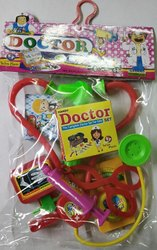 Plastic Doctor Toy Kit