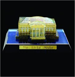White House Crystal Miniatures