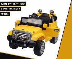 JJ245 Battery Kids Jeep