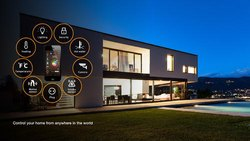 Wireless Home Automation System