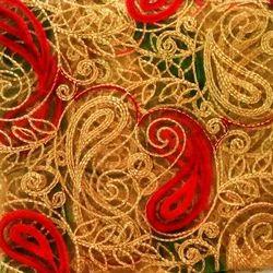 Chain Stitch Fabrics