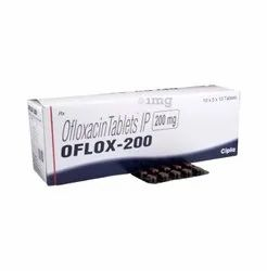 Ofloxacin 200 Mg Tablets