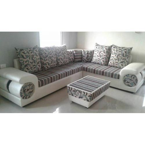 Modern Corner Sofa Set at Rs 26000 /piece | Corner Sofa Sets | ID ...