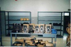 Caterpillar Cylinder Head Repair Services