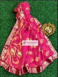 Wedding Wear Satin Bangloori Fabric