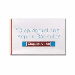 Clopidogrel and Aspirin Capsules