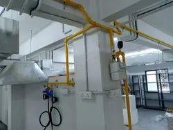 Commercial Buildings LPG Pipeline Project