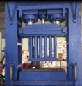 Coir Pith Grow Bag Machine