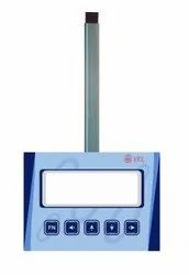 Medical Equipment Membrane keypad