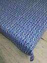 Indigo Blue Cotton Kantha Quilt