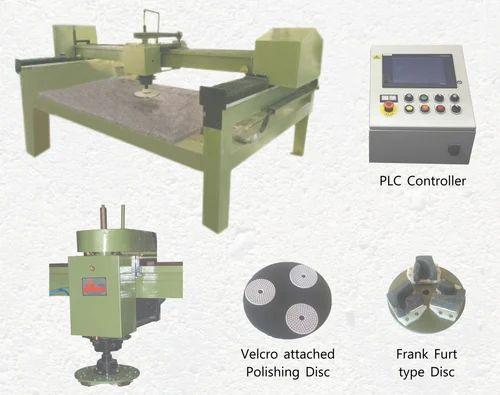 Stone Polishing Machines Automatic Marble Polishing
