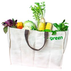 Vegetables Fabric Bag