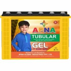 Solar Gel Tublar Battery