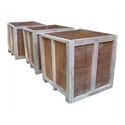 Plywood Wooden Boxes, Property - Moisture Proof