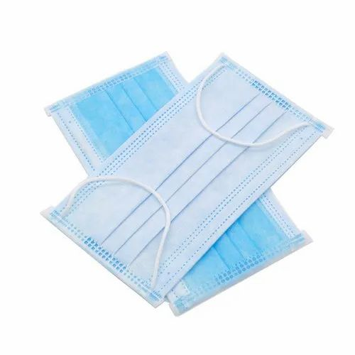 3 Ply General Purpose Surgical Mask, For Medical