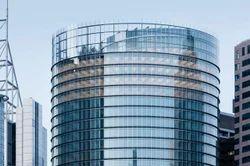Transparent Building Glass