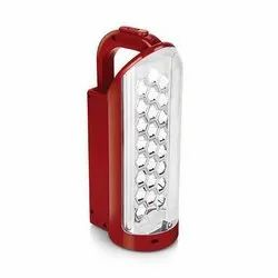 LED Plastic Rechargeable Emergency Lamp, Table Top