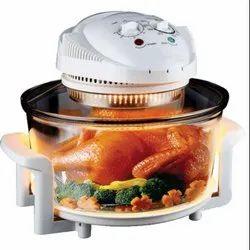 60 W ABS Plastic Hiwin Helogen Oven, Capacity: 10 L