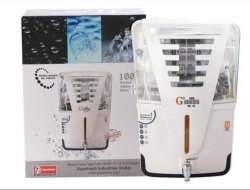 Blue PVC Aquafresh G Series RO Water Purifiers, For Home, Ro+uv+uf+tds Controller