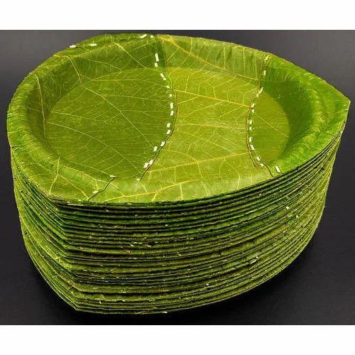 Banana Leaf Plate  sc 1 st  IndiaMART & Banana Leaf Plate Patta Plate पत्तों से बनी प्लेट ...