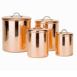 Canister Set कैनिस्टर सेट Manufacturers Suppliers