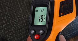Digital Non Contact Infrared Thermometer