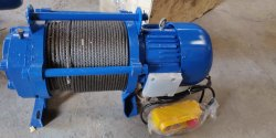 KCD 3 Phase Electric Wire Rope Winch