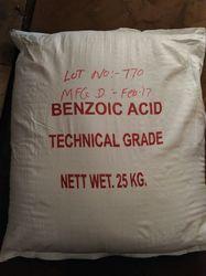 Benzoic Acid  Pure Grade