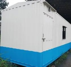 Thermocol Insulated Cabin