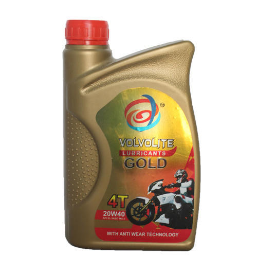 volvolite gold 4t lubricant oil at rs 90 piece lubricating oil