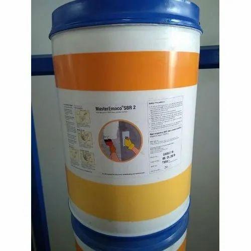 Liquid BASF MasterEmaco SBR 2, Packaging Size: 20kg, Grade ...