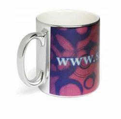 Metallic Luster Mugs