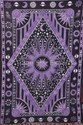 Printed Rectangle Twin Indian Skull Tapestry 100% Cotton Wall Hanging Tapestry