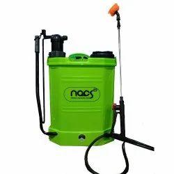 2 In 1 Battery Sprayer With Mist Blower Attachment