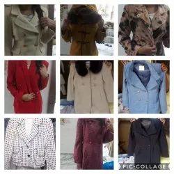 Trendzone Woolen Ladies Winter Jackets Coats Sweaters