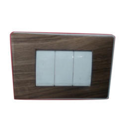 10a White Modular Electrical Switch, For Office, Shop, 220v