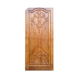 Wooden Interior 3D Carved Wood Doors