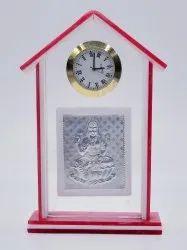 Silver Laxmi Watch Gift